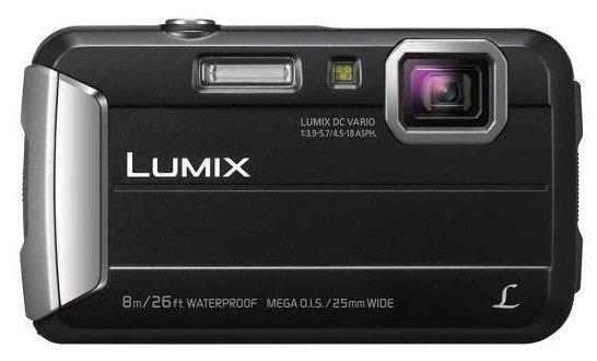 Panasonic Lumix DMC FT30 must