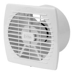 Vannitoa ventilaator EXTRA d150mm taimeri ja niiskusanduriga цена и информация | Vannitoa ventilaatorid | kaup24.ee