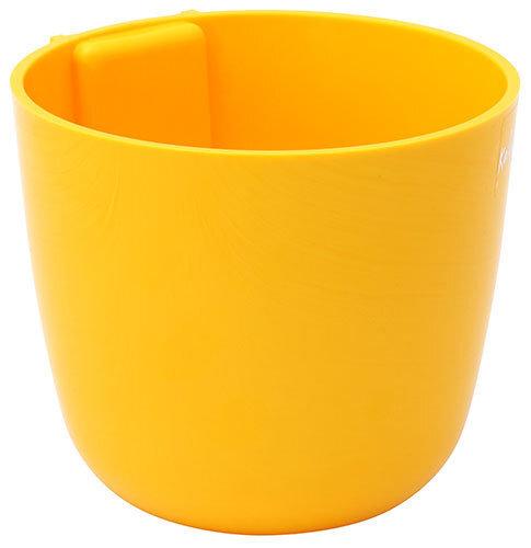 Вазон с магнитом ''RUTULYS'', желтый, Ø 12 цена и информация | Dekoratiivsed lillepotid | kaup24.ee