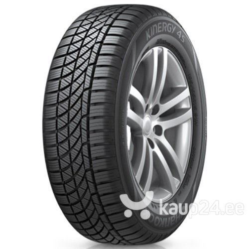 Hankook Kinergy 4S H740 215/45R17 91 V XL цена и информация | Rehvid | kaup24.ee