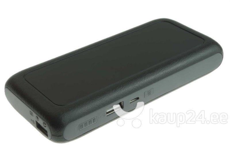 Akupank Sunen PowerNeed, Power Bank 13000 mAh Li-Ion, must цена и информация | Akupank | kaup24.ee