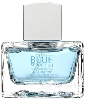 Tualettvesi Antonio Banderas Blue Seduction naistele