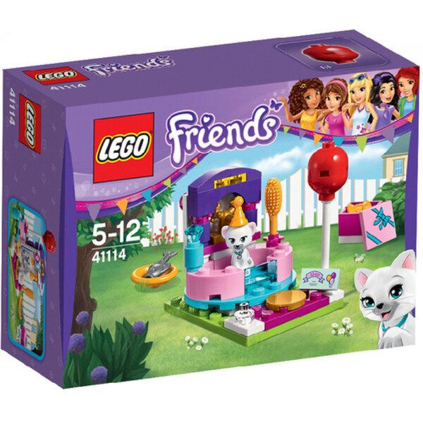 Конструктор Lego Friends Party Styling 41114 цена и информация | Kokkupandavad mänguasjad | kaup24.ee