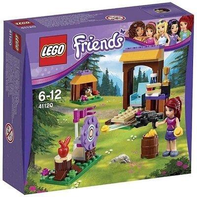 Конструктор Lego Friends Adventure Camp Archery 41120 цена и информация | Kokkupandavad mänguasjad | kaup24.ee