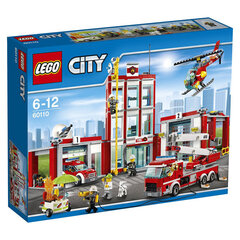 60110 LEGO® CITY Fire Station