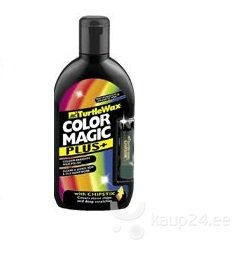 "Poleerimiseks must ""Turtle Wax Color Magic+ Black"" цена и информация 