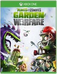 Plants vs Zombies: Garden Warfare, Xbox One