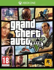 Игра GRAND THEFT AUTO V (GTA 5) Xbox One