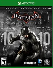 Xbox One mäng Batman Arkham Knight