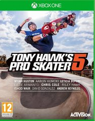 Tony Hawk Pro Skater 5, Xbox ONE