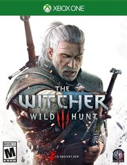 The Witcher 3: Wild Hunt, Xbox ONE