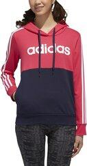 Adidas Džemper W E Cb Fl Oh Hd Pink Blue hind ja info | Naiste pusad | kaup24.ee