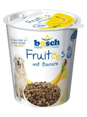 Лакомство для собак Bosch Fruitees Banana 0,2кг