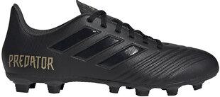 Jalanõud Adidas Predator 19.4 FxG Black hind ja info | Jalgpallijalatsid | kaup24.ee