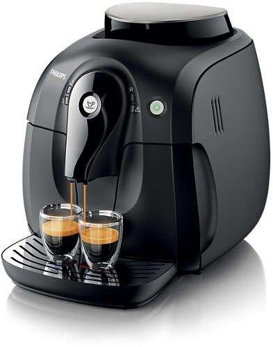 Täisautomaatne espressomasin Philips HD 8650 09