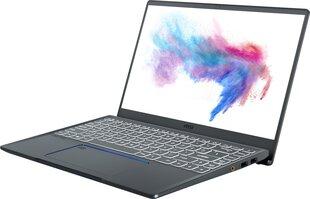 MSI Prestige 14 A10RAS-207PL hind ja info | Sülearvutid | kaup24.ee