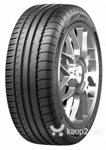 Michelin PILOT SPORT PS2 205/55R17 95 Y XL N1 цена и информация | Rehvid | kaup24.ee