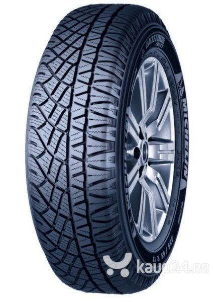 Michelin LATITUDE CROSS 265/60R18 110 H цена и информация | Rehvid | kaup24.ee