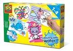 Värvimine veega - Fantastilised loomad Ses hind ja info | Arendavad mänguasjad 3+ | kaup24.ee