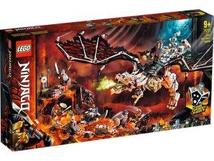 71721 LEGO® NINJAGO® Дракон волшебника черепов цена и информация | Игрушки для мальчиков | kaup24.ee