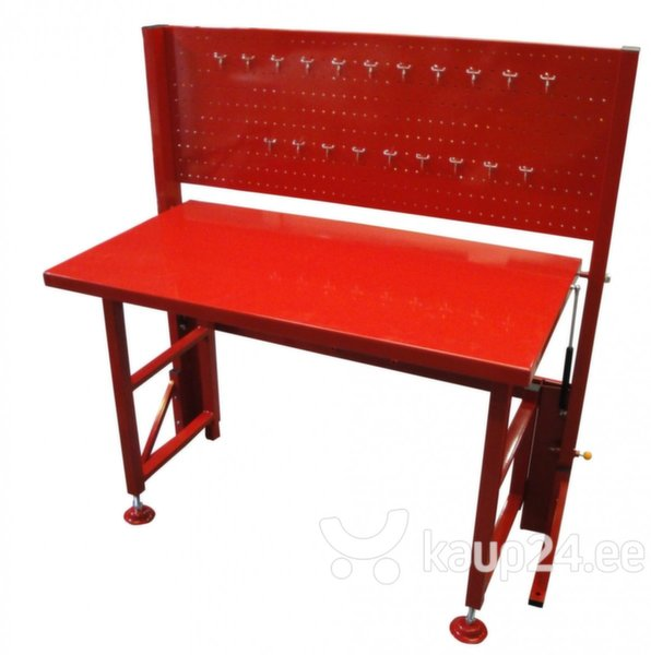 Размер столярного стола: 1130x670x1380 мм цена и информация | Käsitööriistad | kaup24.ee