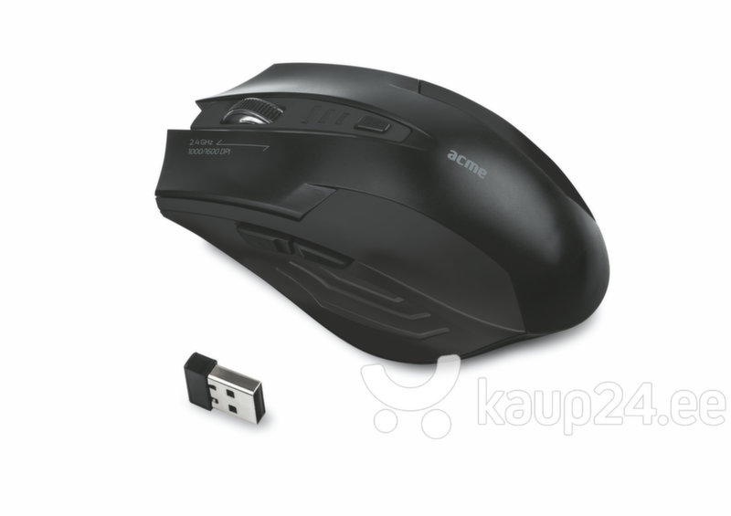 Juhtmevaba hiir ACME MW14 Functional wireless mouse цена и информация | Hiired | kaup24.ee