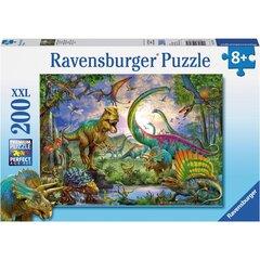 Pusle Ravensburger Dinosaurused, 200- osaline hind ja info | Pusled | kaup24.ee