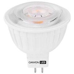 LED pirn CANYON MR16 GU5.3 7,5W 230V 4000K hind ja info | Lambipirnid, lambid | kaup24.ee