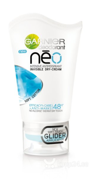 Garnier Neo Soft Cotton intensive дезодорант-крем