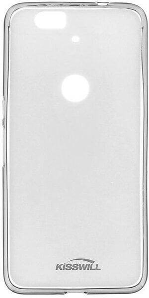 Защитный чехол Kisswill Frosted skirtas Huawei Nexus 6P, прозрачный. цена и информация   Mobiili ümbrised, kaaned   kaup24.ee