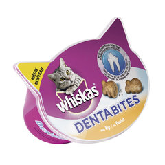 Whiskas Dentabitesс курицей 40 г
