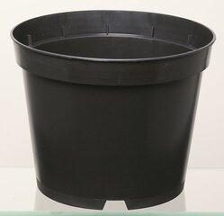 Lillepott must 23cm, 5L, 2475