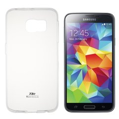Kaitseümbris Roar Ultra Slim 0.3mm sobib Samsung Galaxy Grand Prime (G530/G531), läbipaistev