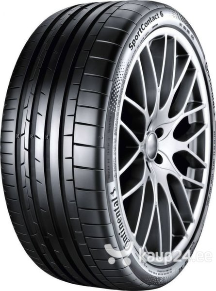 Continental ContiSportContact 6 275/35R19 100 Y XL цена и информация | Rehvid | kaup24.ee