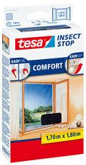 Sääsevõrk TESA COMFORT must 1,7mx1,8m