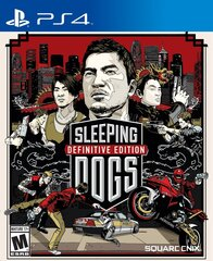 Sleeping Dogs : Definitive Edition, PS4