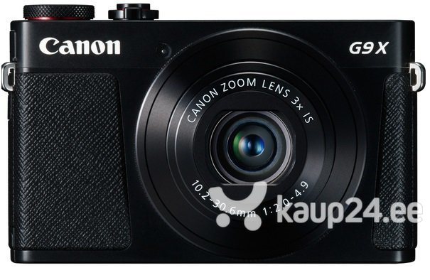 Kompaktkaamera Canon PowerShot G9 X must