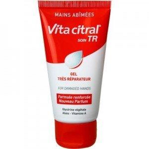 Kätekreem kahjustatud nahale Vita Citral TR Gel 75 ml цена и информация | Kreemid ja ihupiimad | kaup24.ee