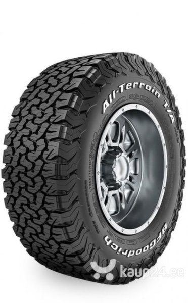 BF Goodrich ALL-TERRAIN T/A KO2 245/75R16 120 120 XL цена и информация | Rehvid | kaup24.ee