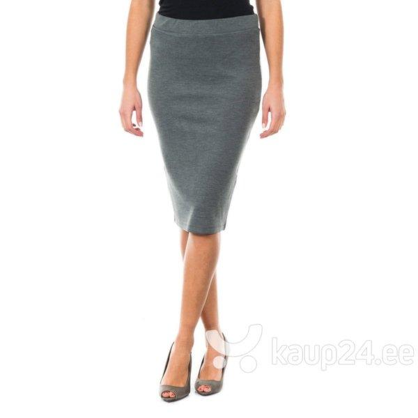 Naiste seelik Vila Clothes, hall цена и информация | Seelikud | kaup24.ee
