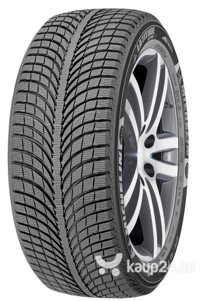 Michelin LATITUDE ALPIN LA2 255/60R18 112 V XL цена и информация | Rehvid | kaup24.ee