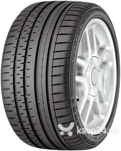 Continental ContiSportContact 2 225/50R17 94 W AO FR цена и информация | Rehvid | kaup24.ee