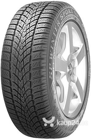 Dunlop SP Winter Sport 4D 295/40R20 106 V цена и информация | Rehvid | kaup24.ee