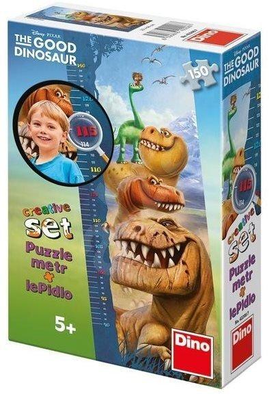 Pusle The Good Dinosaur, Dino (150 tk.), 422087 цена и информация | Puzzle, mõistatused | kaup24.ee