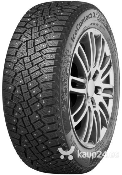 Continental IceContact 2 215/60R17 96 T цена и информация | Rehvid | kaup24.ee