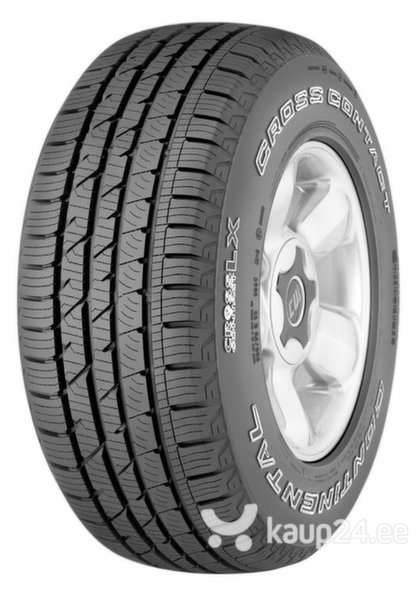 Continental ContiCrossContact LX 265/60R18 110 T