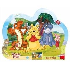 Pusle Winnie the Pooh Dino, 25 tk., 311329