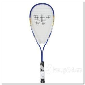 Tennisereket Alumtec 9902 WISH 686mm, sinine/kollane цена и информация | Tennis | kaup24.ee
