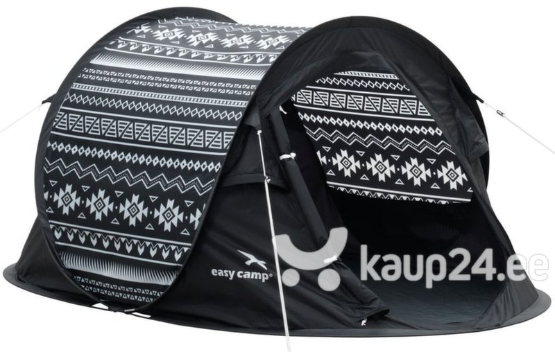 Telk Easy Camp Antic Tribal Black amp White