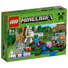 21123 LEGO® MINECRAFT The Iron Golem